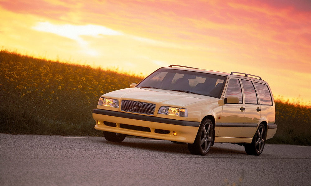 Volvo 850 T5 R on PetrolBlog