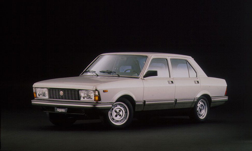 Whatever happened to the Fiat Argenta