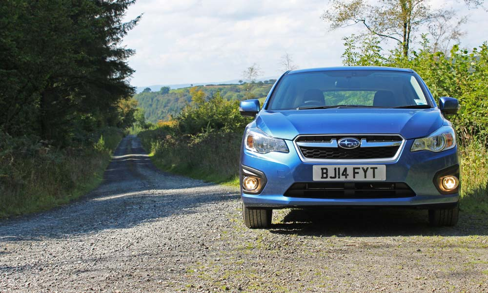 PetrolBlog review of Subaru Impreza 1.6i RC