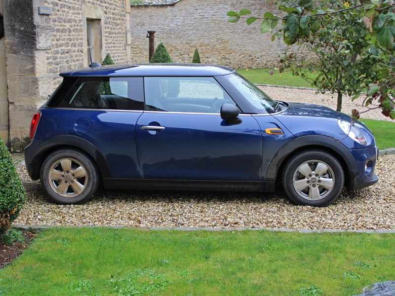 The MINI One 3 Door Hatch U2013 Claires Green Apple Car Reviews