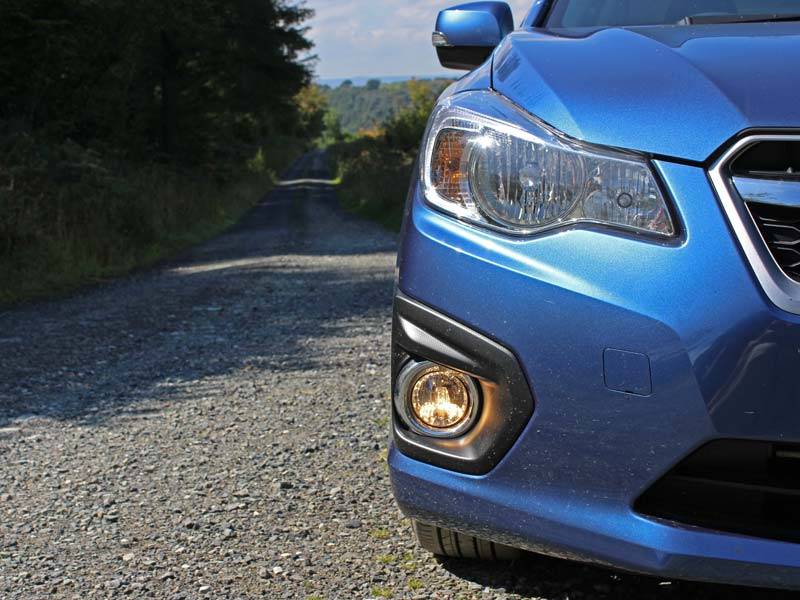 Subaru Impreza 1.6i RC Lineartronic review