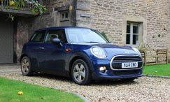 The PetrolBlog MINI One 3-door Hatch petrol review