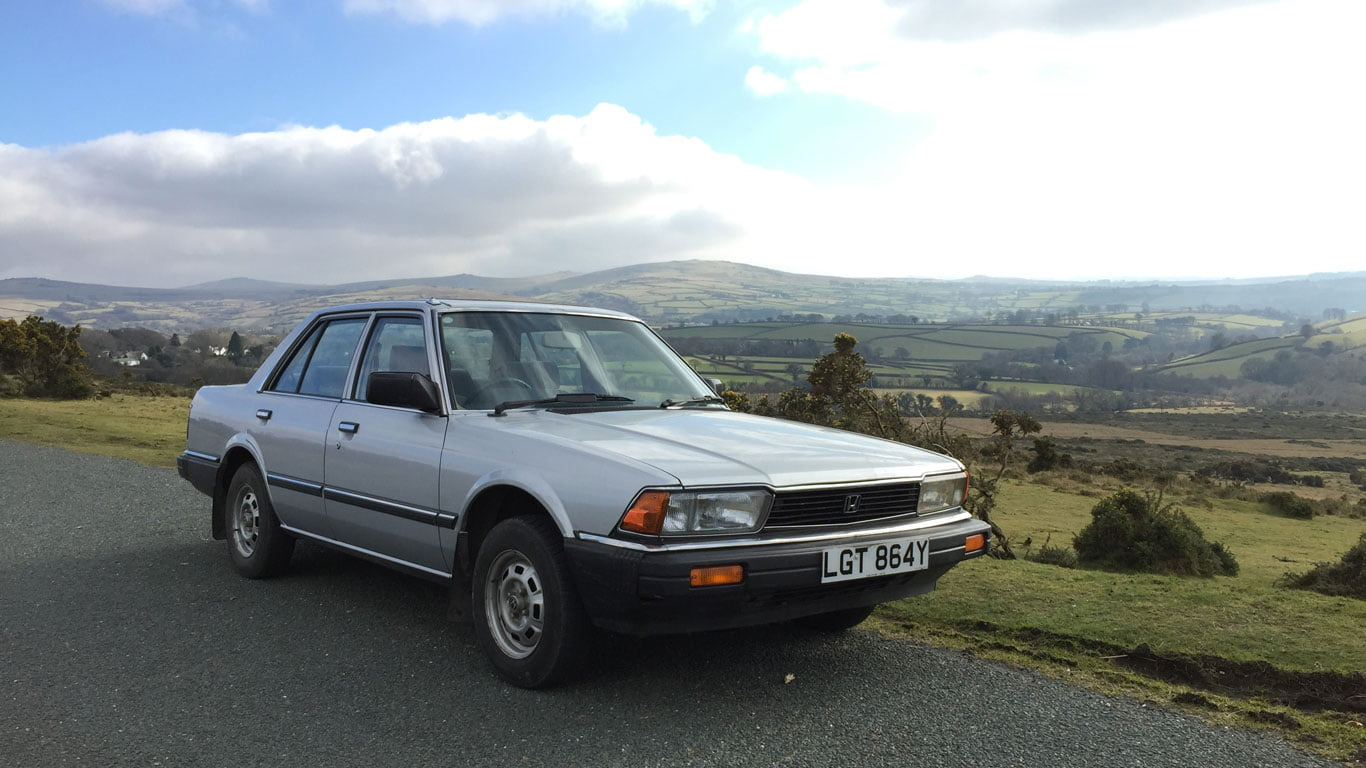 Out of hibernation - MK2 Honda Accord