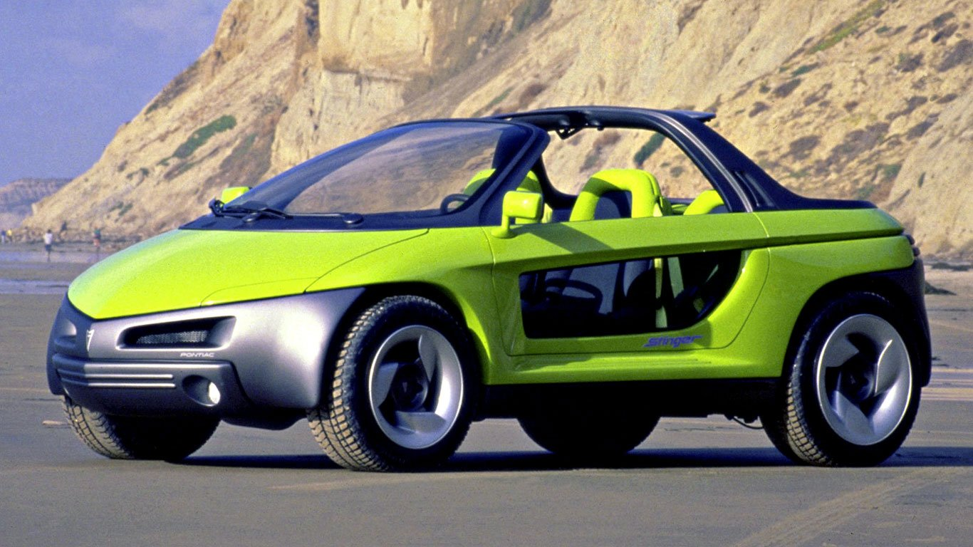 4 Cylinder Suv >> Six bizarre concept cars of the 80s and 90s - PetrolBlog