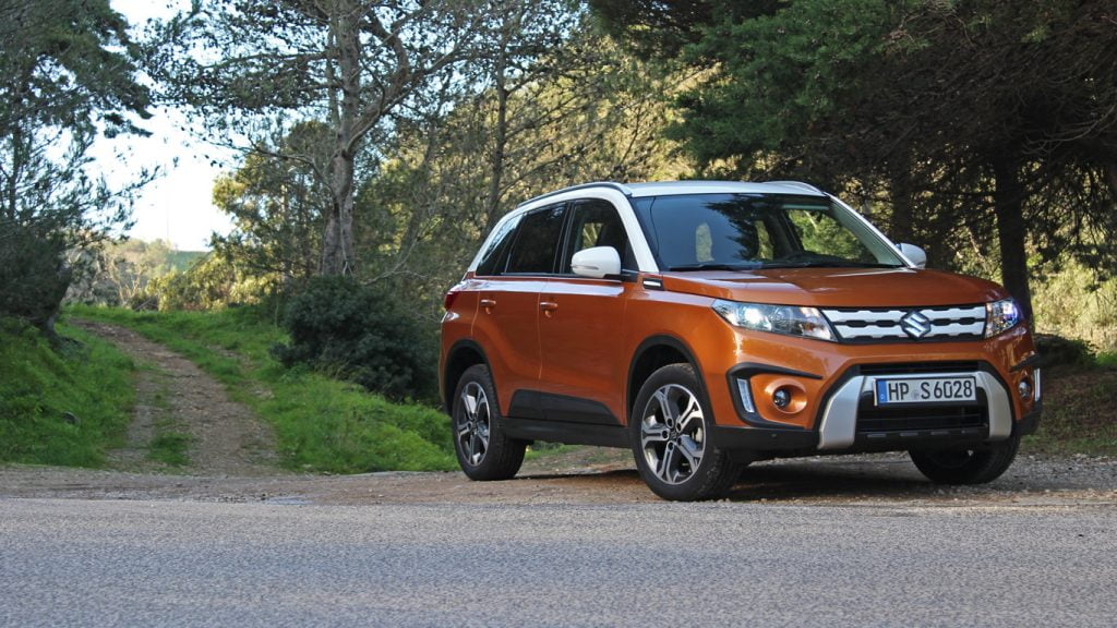 The PB review - Suzuki Vitara SZ5 AllGrip