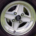 Ford RS 4-spoke alloy wheel