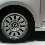 Volkswagen up wheels