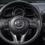 2016 Scion iA dashboard