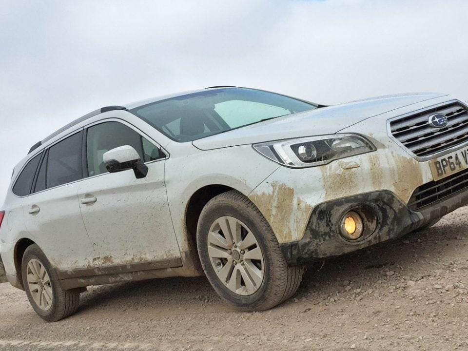 The PB review of 2015 Subaru Outback