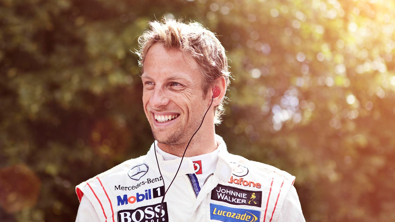 Frome's Jenson Button