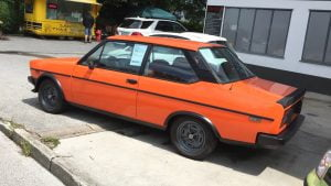 Fiat 131 Racing for sale