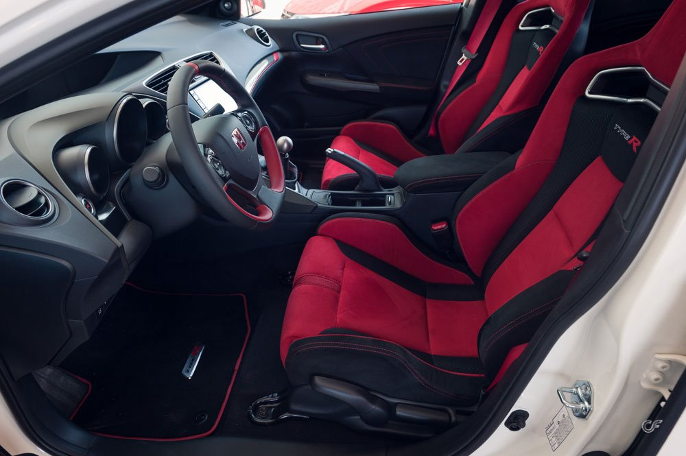 Honda Civic Type R Interior Petrolblog