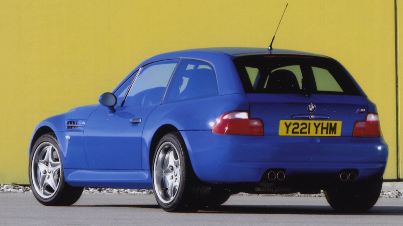 Rear of the Year - BMW Z3 M Coupe