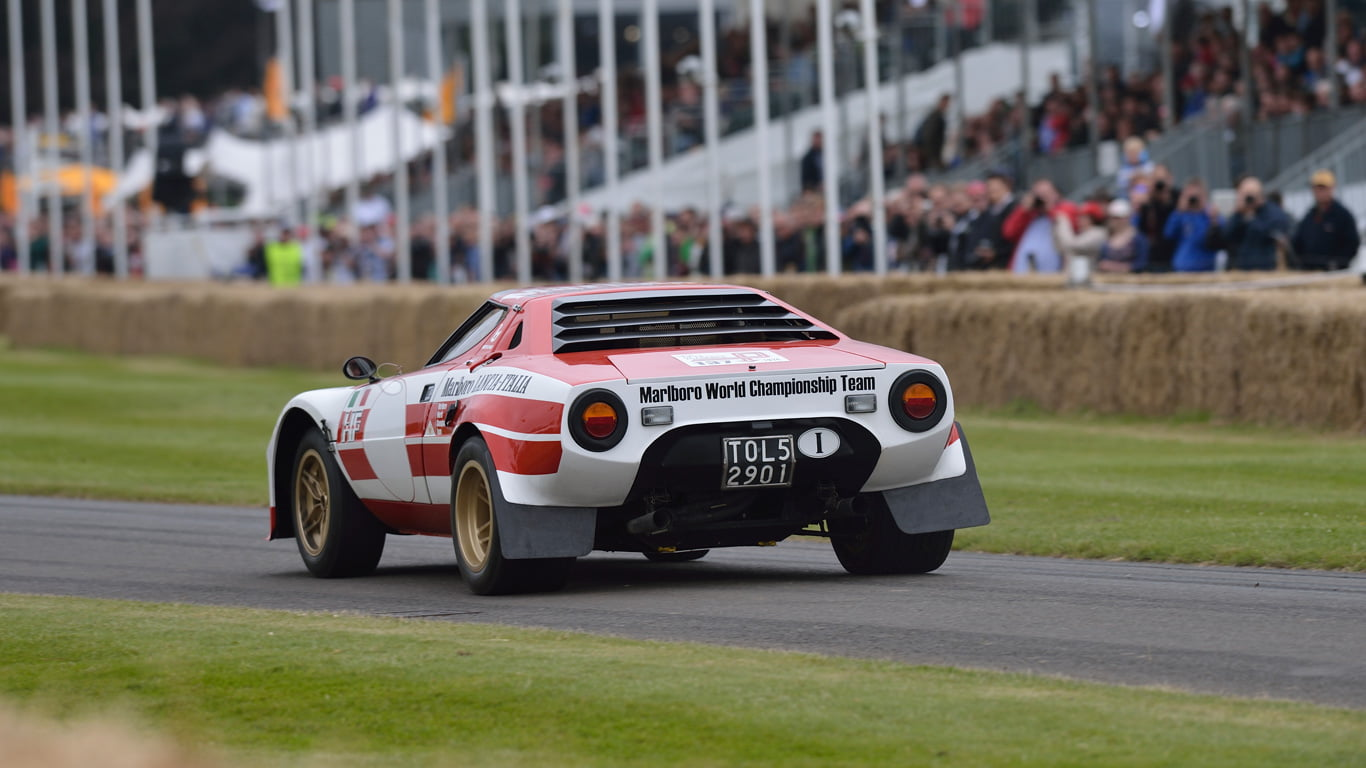 Rear of the Year - Lancia Stratos