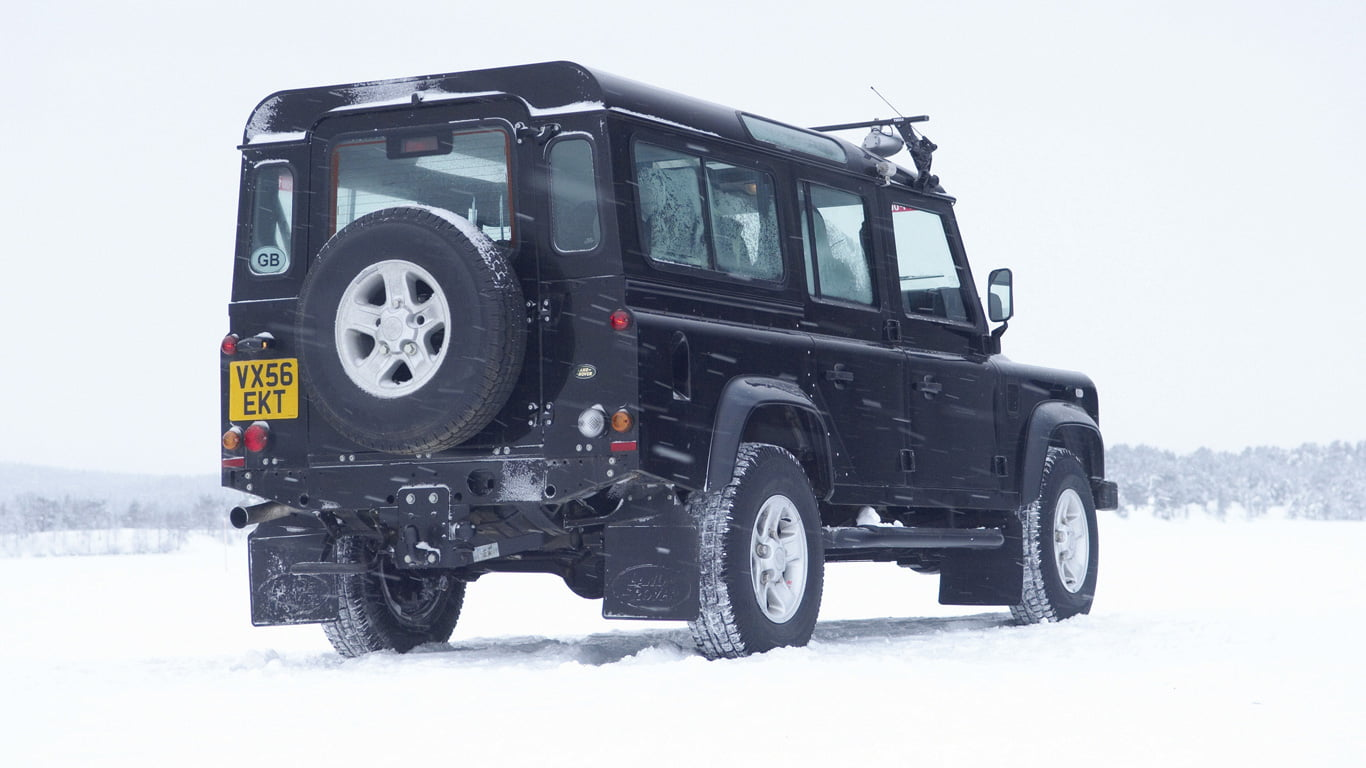 Rear of the Year - Land Rover Defender
