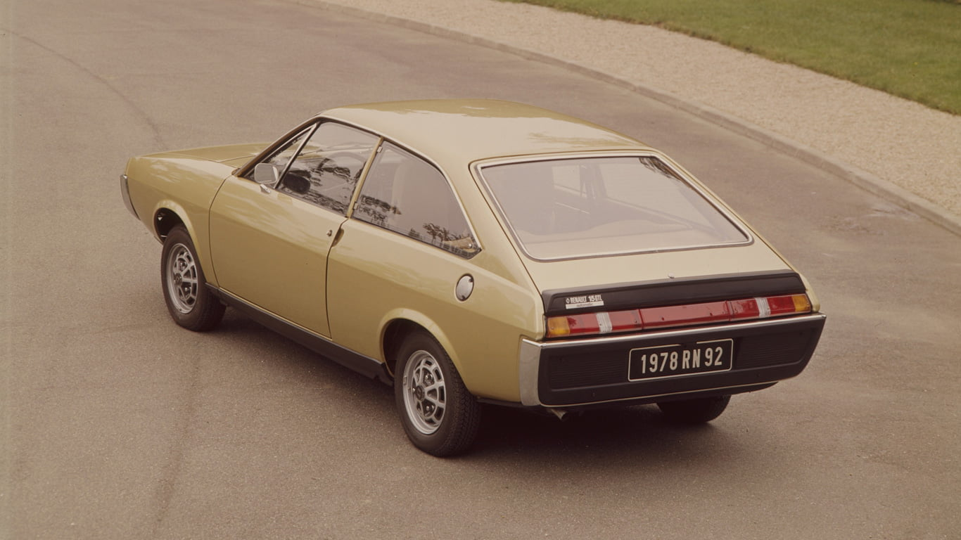 Rear of the Year - Renault 15