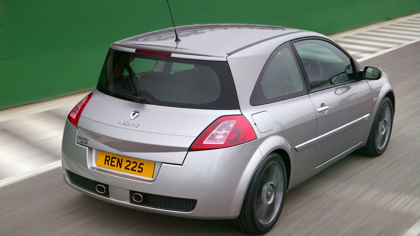 Rear of the Year - Renault Megane