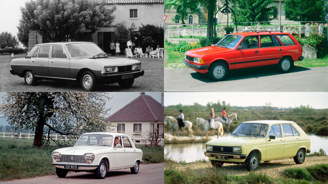 The French Car Critical List: Peugeot - PetrolBlog