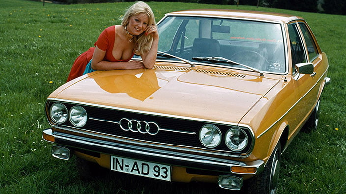 The Photos That Prove Audi Was Sexier In The Petrolblog