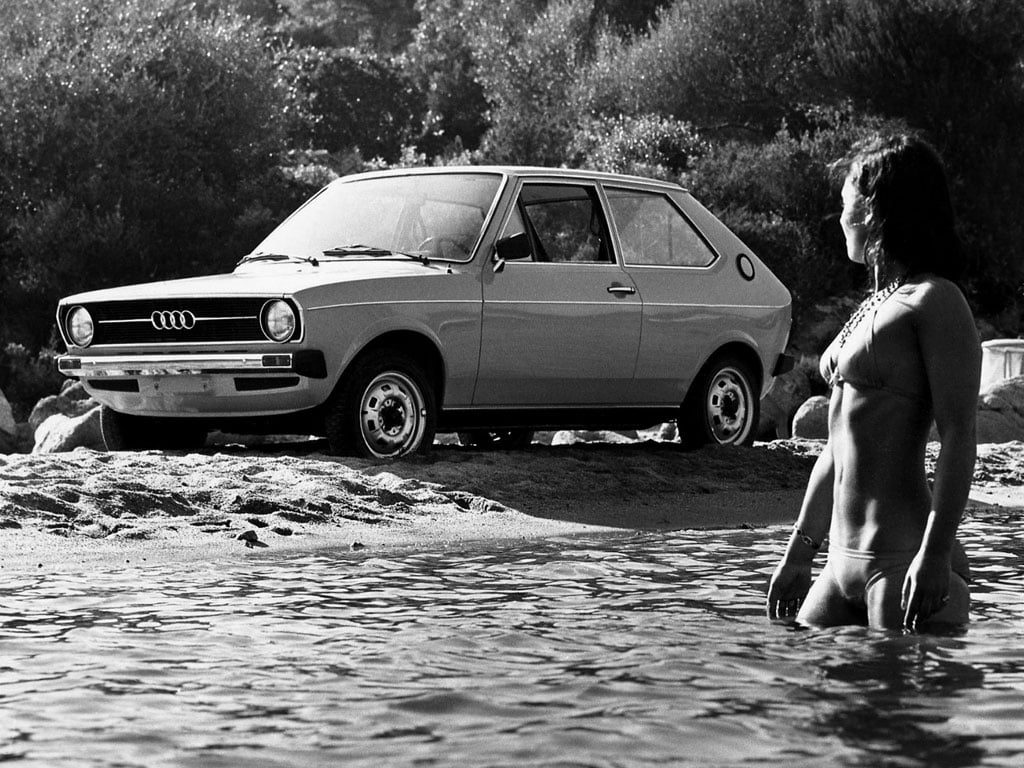 The Photos That Prove Audi Was Sexier In The 70s Petrolblog