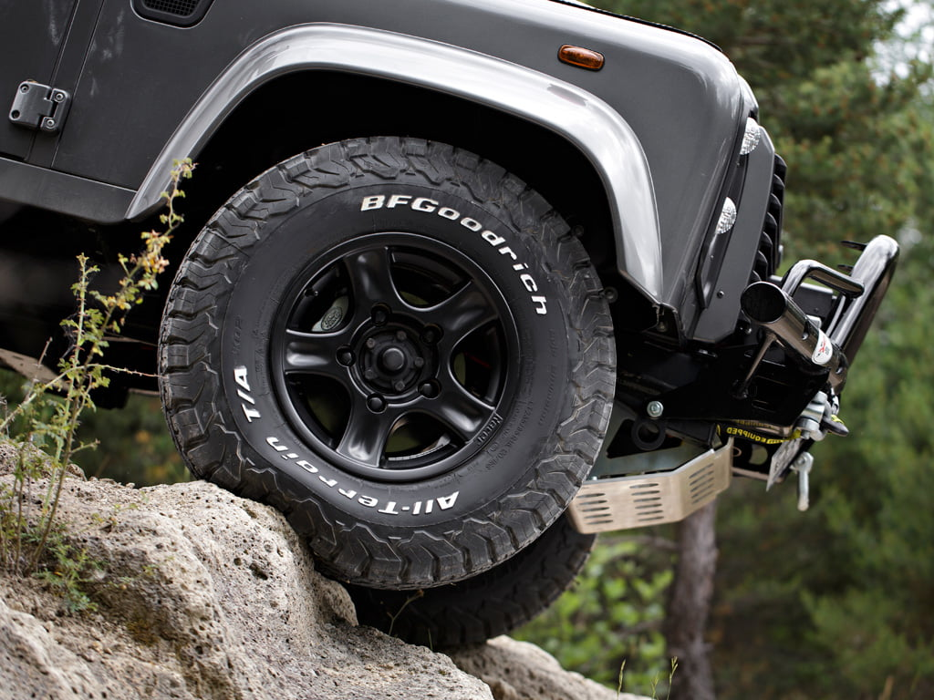Sponsored Looking For Adventure With The Bfgoodrich All
