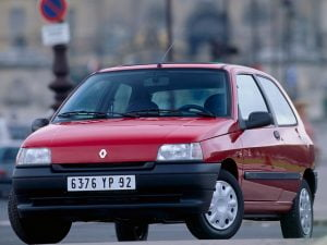 Renault Clio 1 phase two
