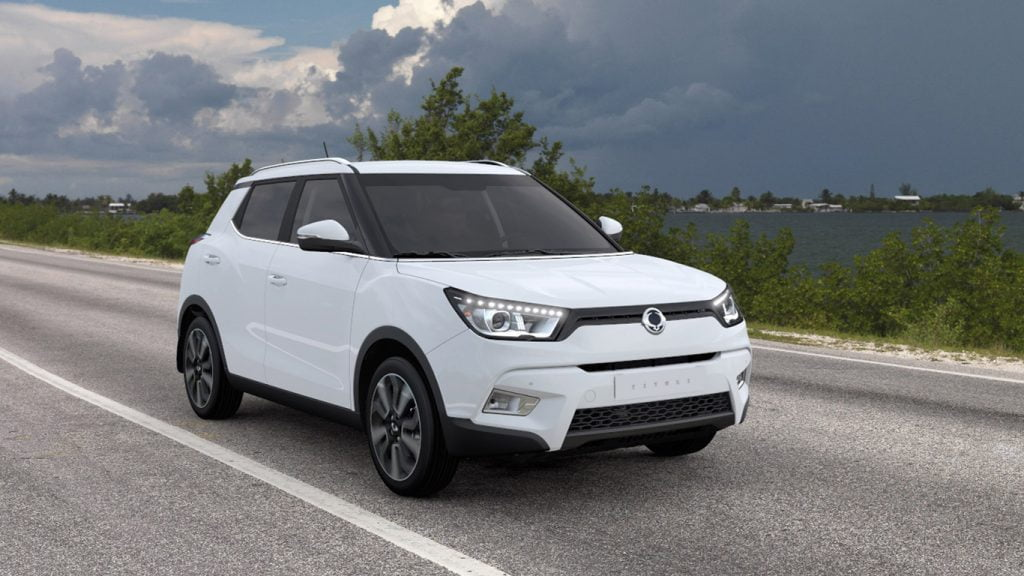 SsangYong Tivoli UK review
