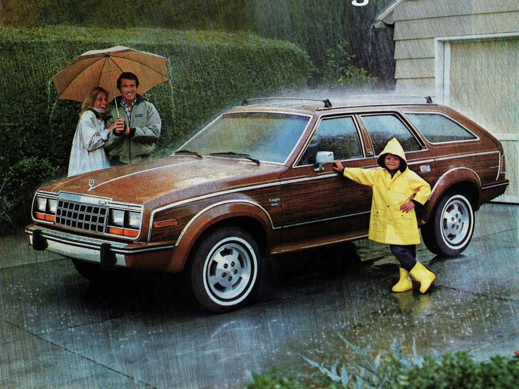 The AMC Eagle Estate