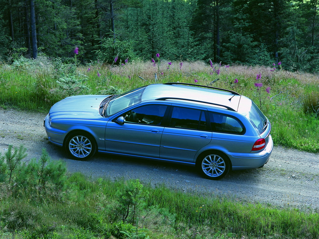 The Jaguar X-Type Estate