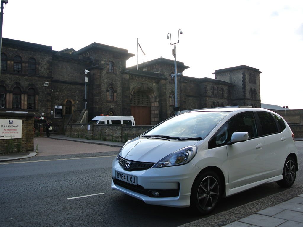 Honda Jazz Si and prison