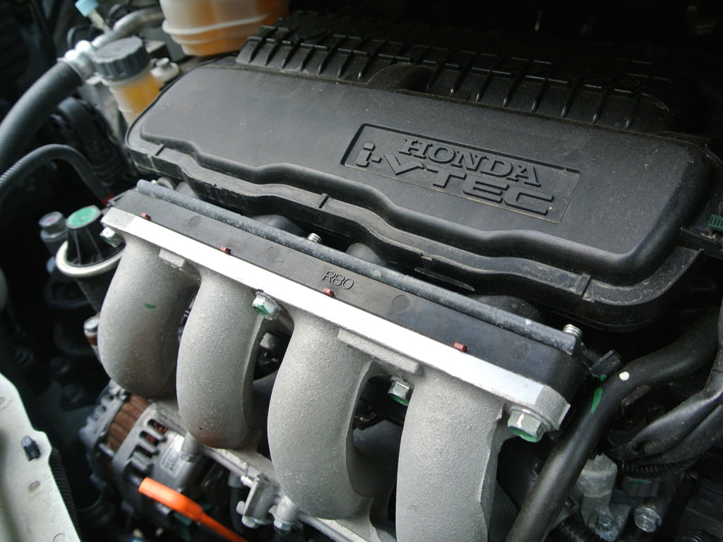 Honda Jazz Si engine