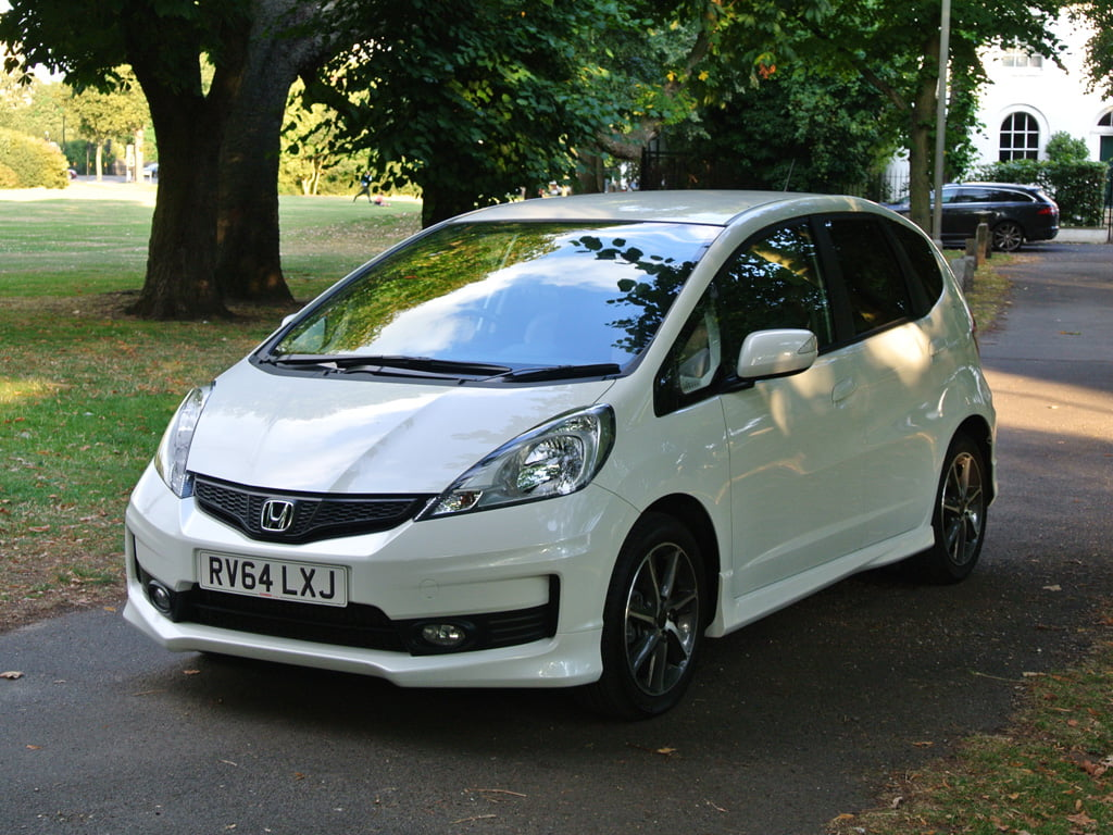 The Honda Jazz Si