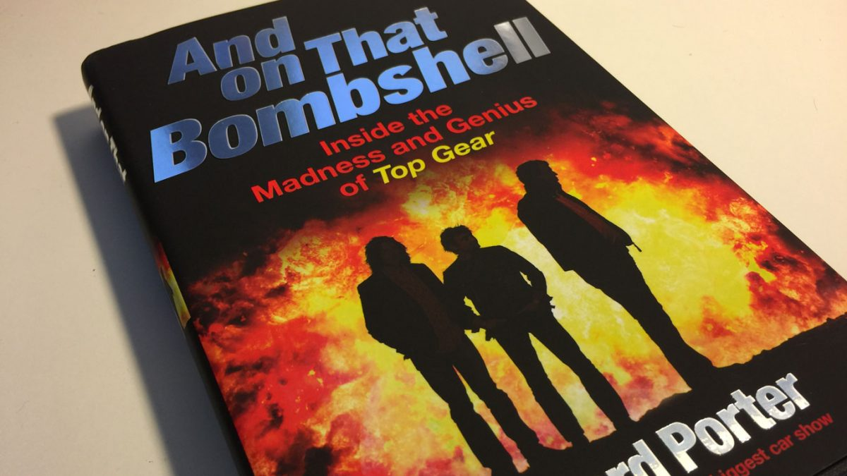 And on That Bombshell book