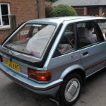 Driving an MG Maestro 1600