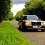 Mercedes-Benz 230E on PetrolBlog