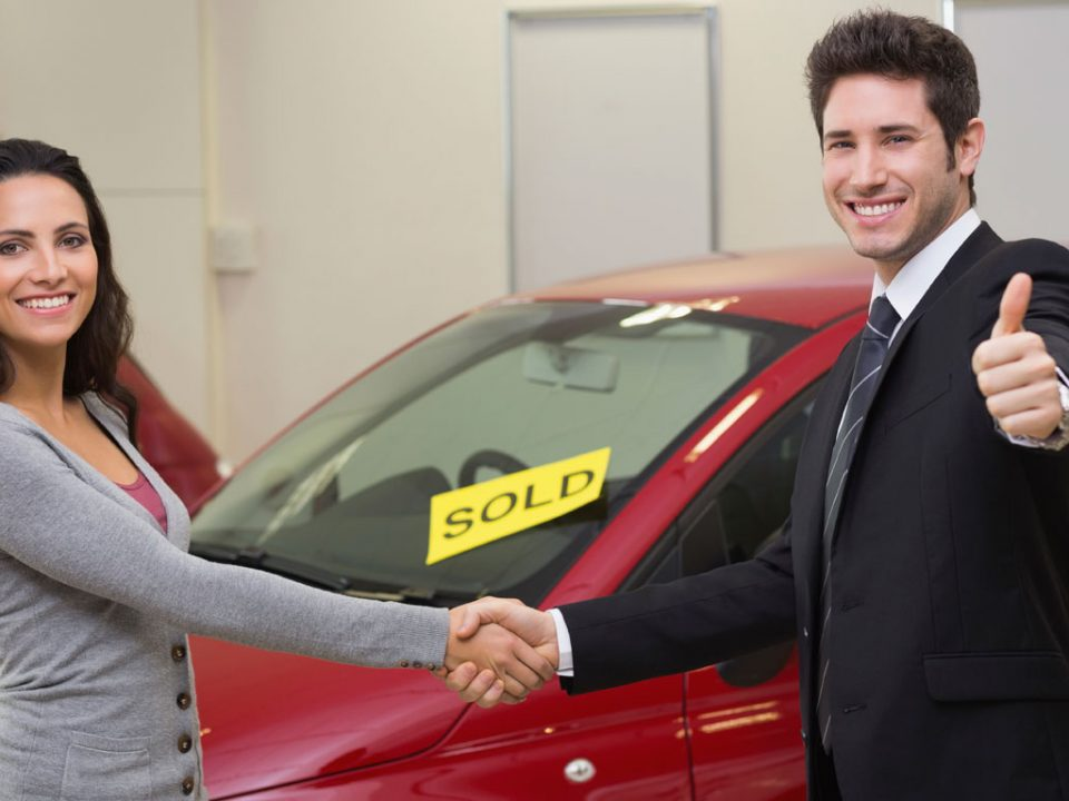 Many cars sold in the UK
