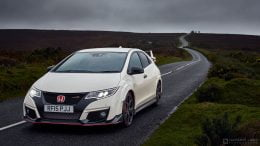 Honda Civic Type R Exmoor