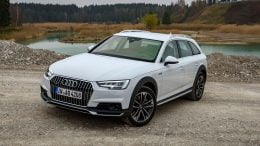 2016 Audi A4 allroad quattro review