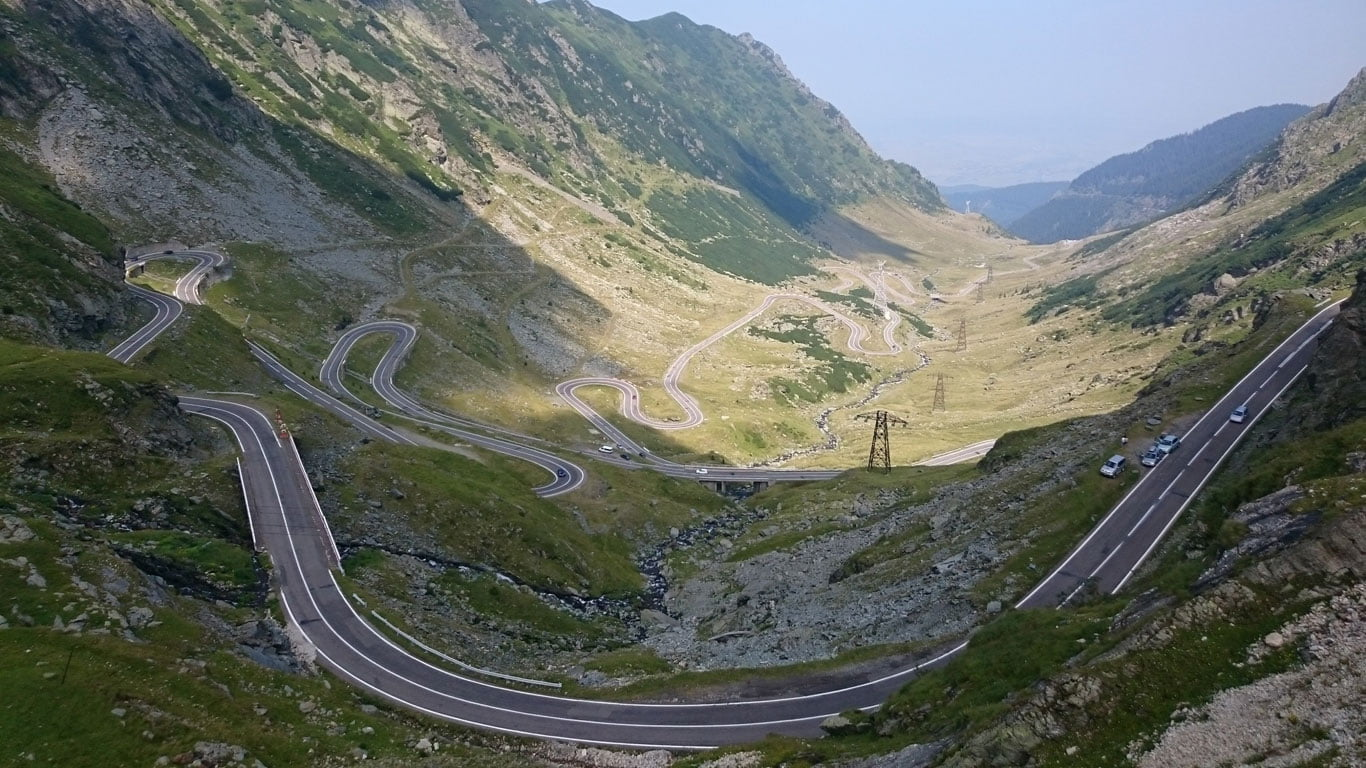 An ill-informed history of… the Transfagarasan Highway