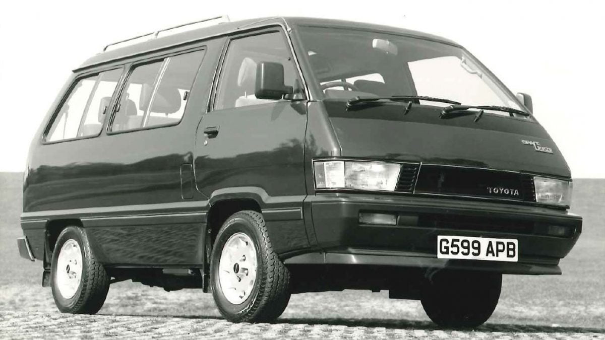 Whatever Happened To The Toyota Space Cruiser Petrolblog