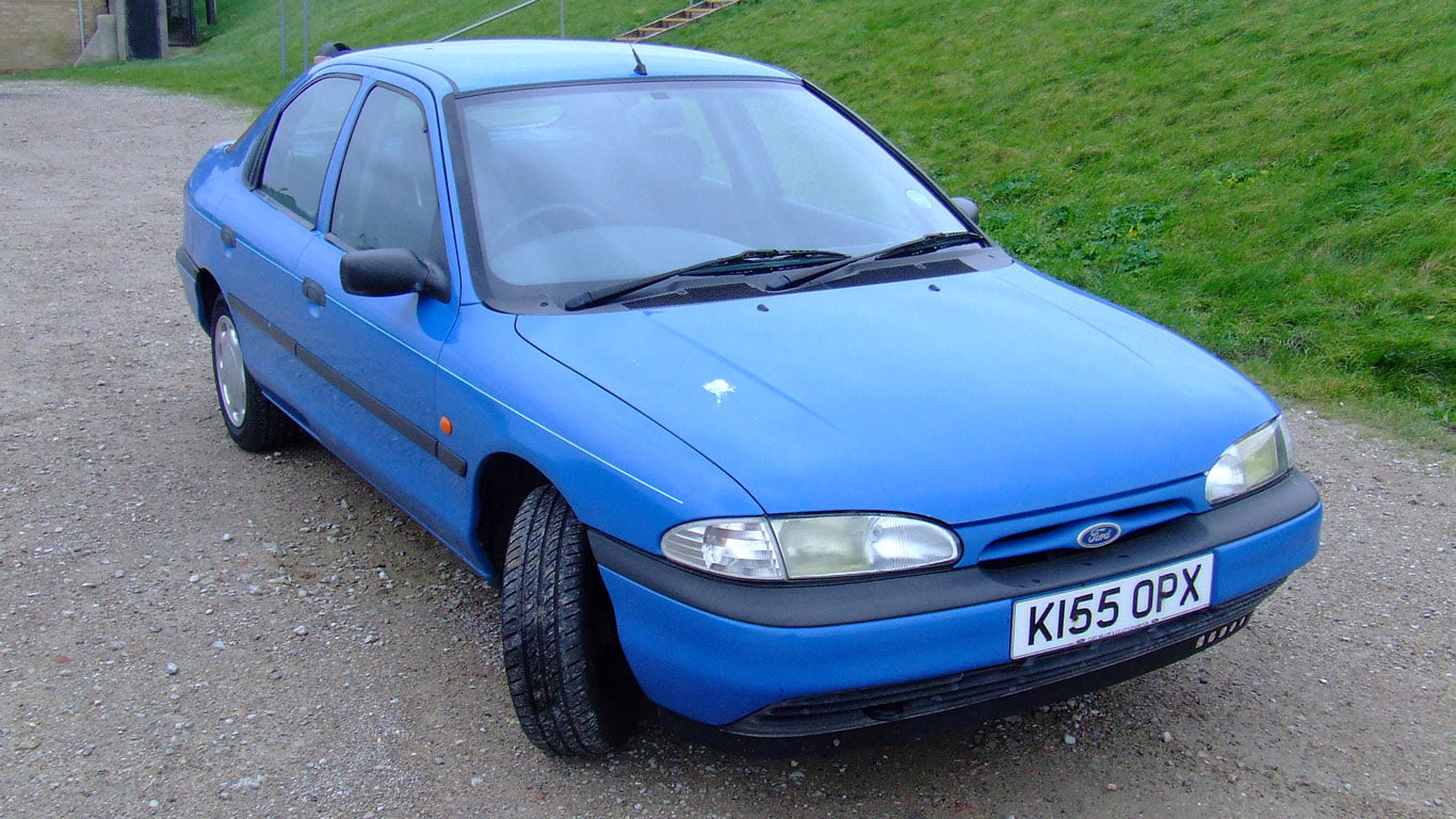 Mk1 Ford Mondeo: the ultimate daily classic?