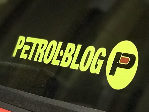 PetrolBlog sticker