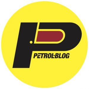 PETROLBLOG laptop sticker