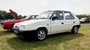 Skoda Favorit LXi