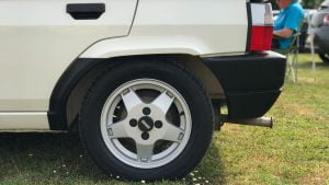 Skoda Favorit alloy wheel