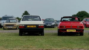 Skoda and Scimitat at Haynes