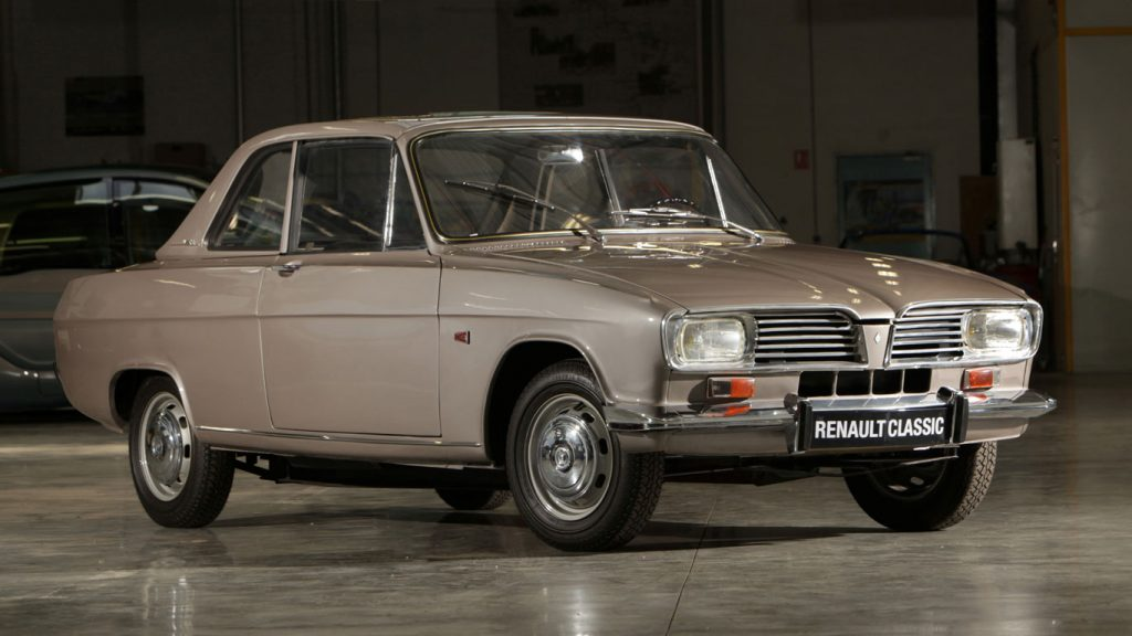 Renault 16 Coupe-Cabriolet