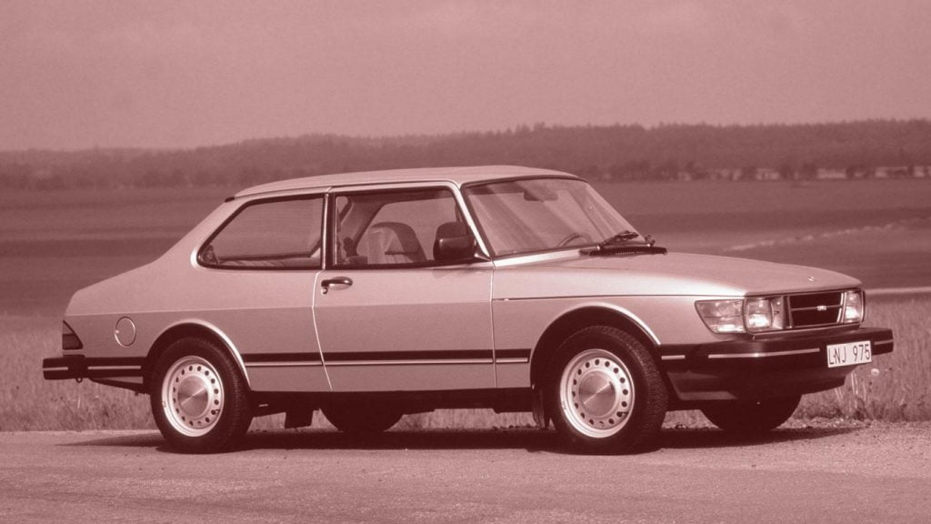 Whatever happened to the Saab 90?