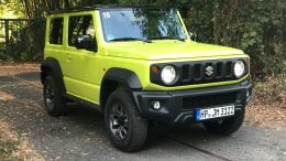 New Suzuki Jimny review