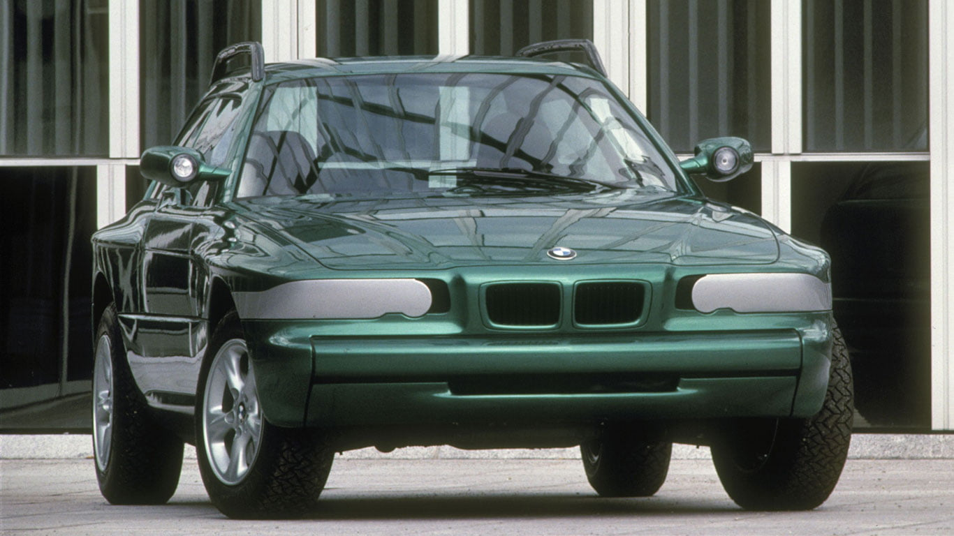 BMW Z1 Coupe concept